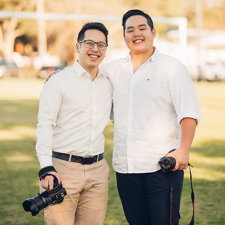Co-Founders and partners of Love Above