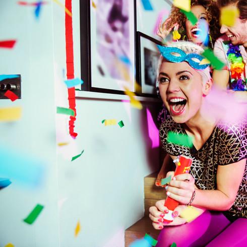 Make it a birthday bash.