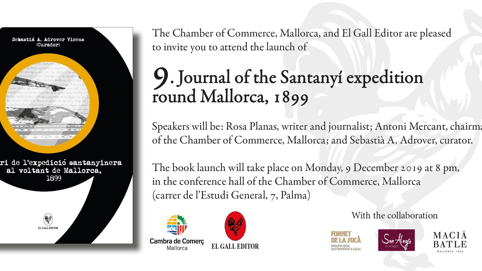 La primera volta a Mallorca en barca, a Dies i Coses, nº 193 novembre-desembre 2019.