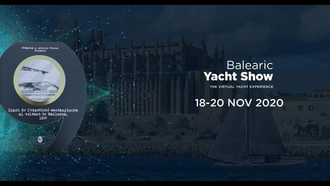 9 participarà al BALEARIC YACHT SHOW com a ponent!  Agraïm profundament la convidada als seus organitzadors, la Cambra de Comerç de Mallorca i Balearic Marine Cluster.  https://balearicyachtshow.org/es/