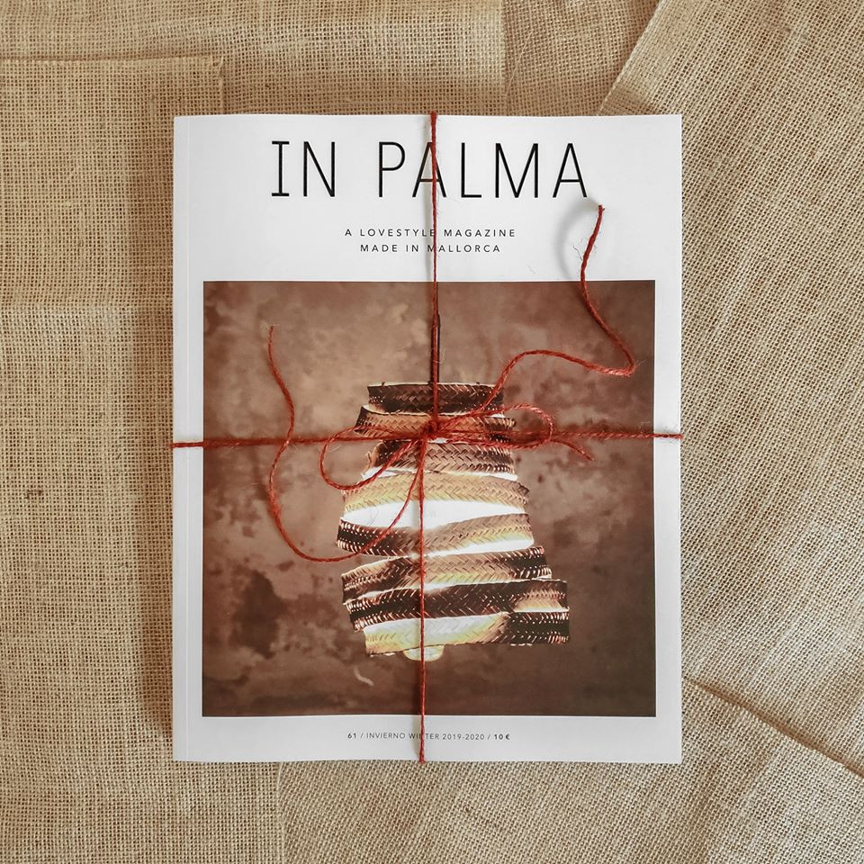 """""""9. Diari de l'expedició santanyinera al voltant de Mallorca, 1899"""" a la revista IN PALMA, nº 61, hivern 2019-2020.   """"9. Journal of the Santanyí expedition round Mallorca, 1899"""" in IN PALMA magazine, nº 61, winter 2019-2020."""