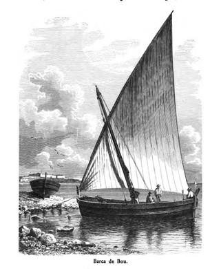 Barca del bou