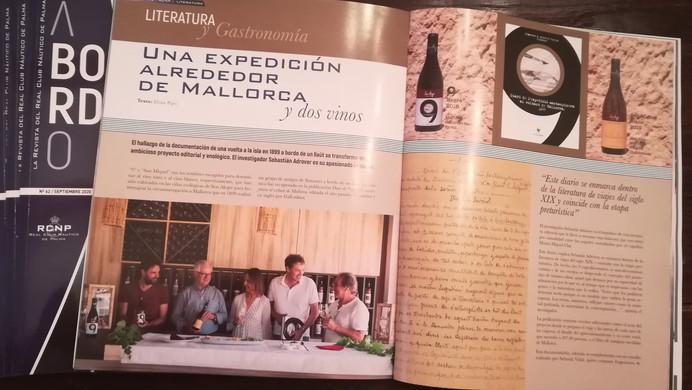 9 a la Revista del RCNP!  Gràcies Elena Pipó