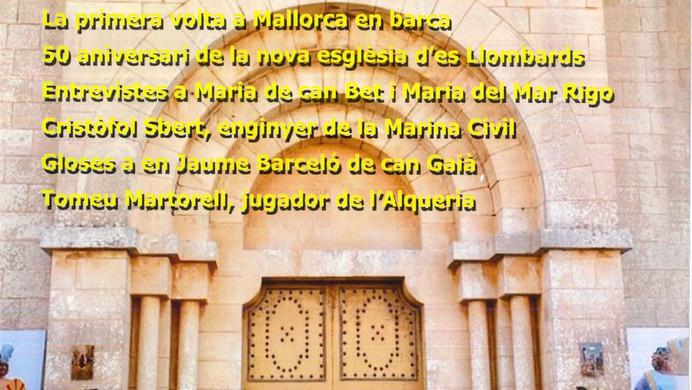 """La primera volta a Mallorca en barca, a """"Dies i Coses"""", nº 193 novembre-desembre 2019."""