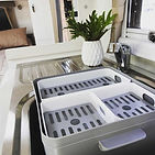 soka tub laundry soaking system caravan sink