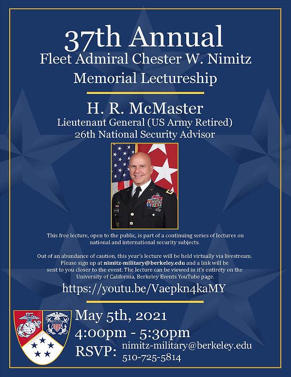 2021 Chester W. Nimitz Memorial Lecture_