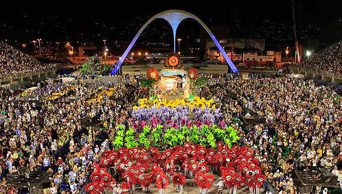 Carnaval no Rio de Janeiro. Trotamundo Viagens.