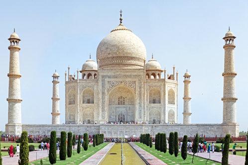 Índia - Triângulo Dourado