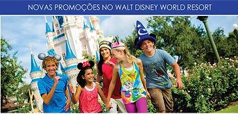 Hospedagem Disney - Trotamundo Viagens