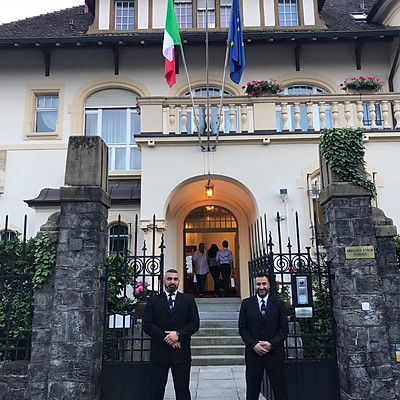 Italienische Botschaft Bern