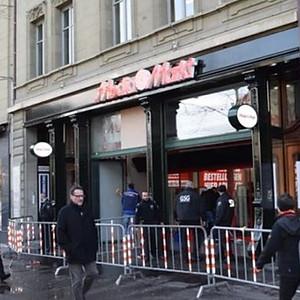 Media-Markt Bern 24h Bewachung