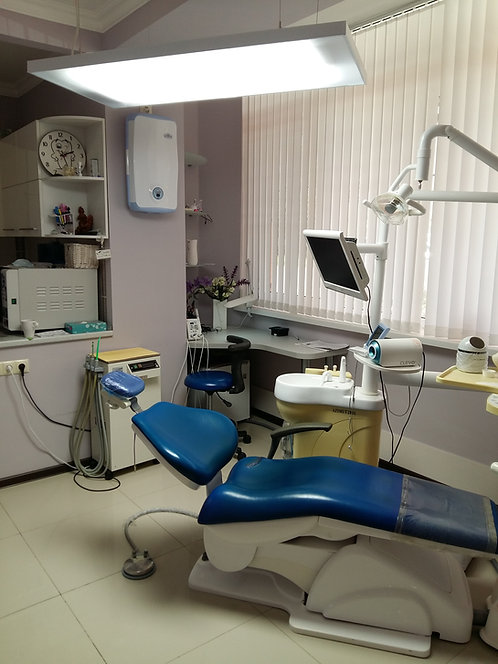 """ST-1 """"Бюджет"""" светильник для стоматологии."""