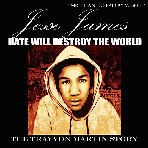 Hate Will Destroy The World