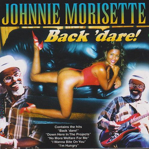 Johnnie Morisette - Back 'Dare!