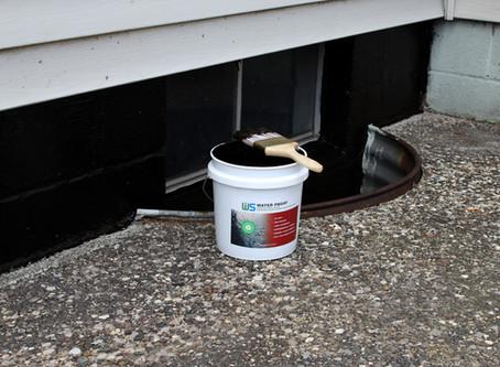 Damp Proofing vs. Waterproofing