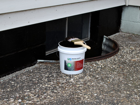 Damp Proofing Vs. Waterproofing