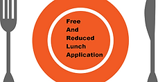 Free and Reduced lunch banner