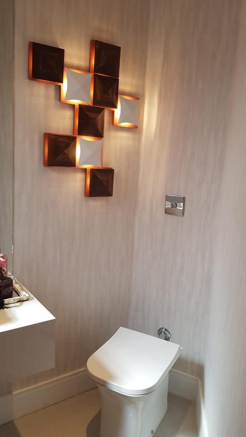 Interiores banheiro