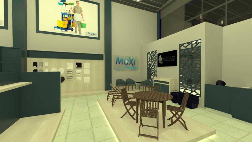 Maxi Limpeza | Projeto Comercial