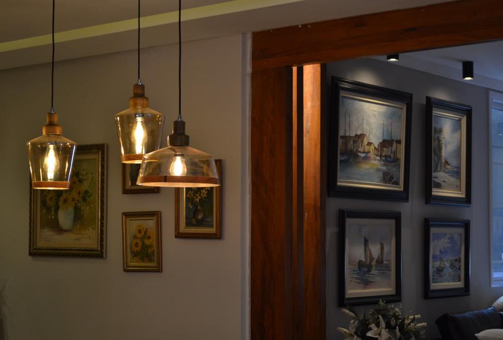 Interiores Sala de jantar