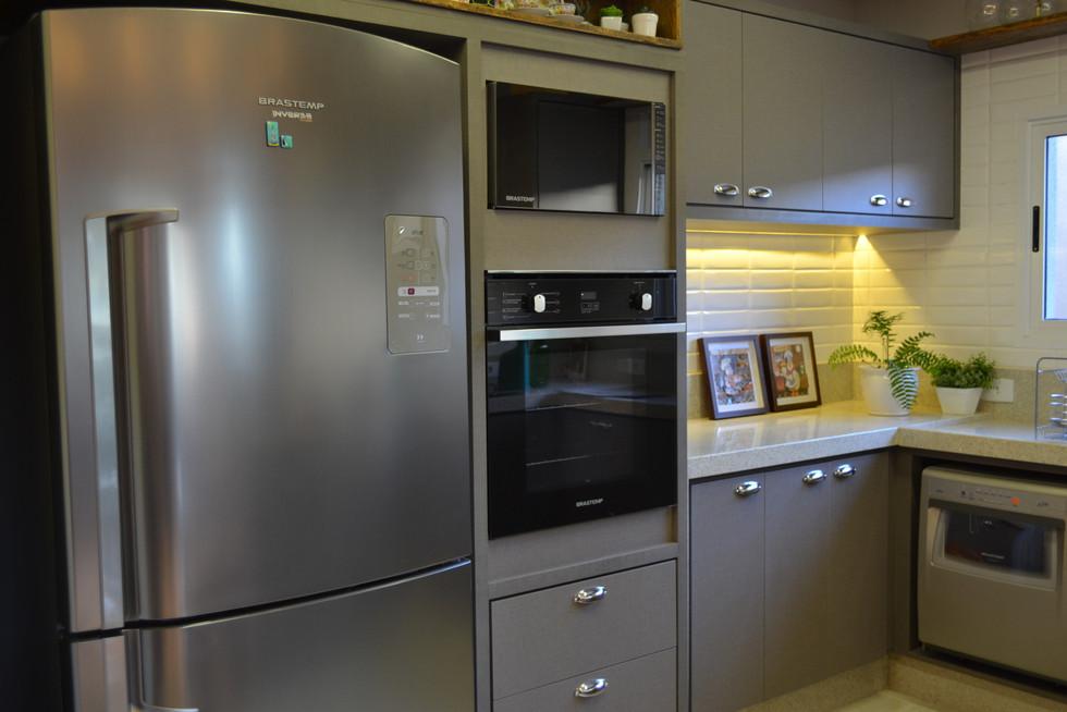Interiores cozinha planejada