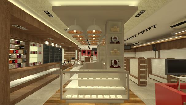 Bella Center | Projeto Comercial