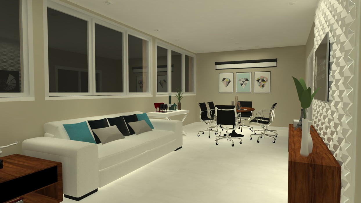 Projeto de interiores | Clínica