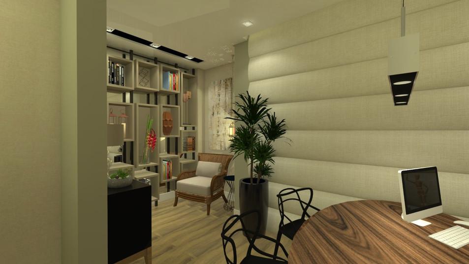 Projeto de interiores | Consultório