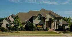 Bluff Creek Custom Home