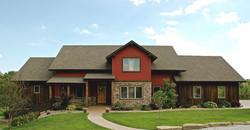 E Osage Ridge Custom Home