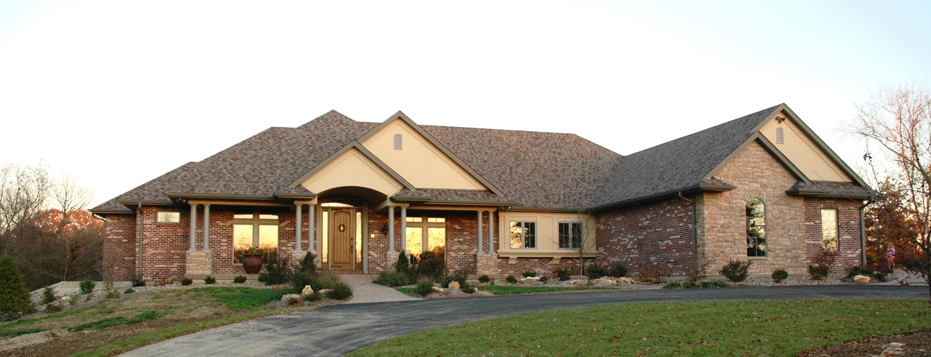 Rte N Custom Home