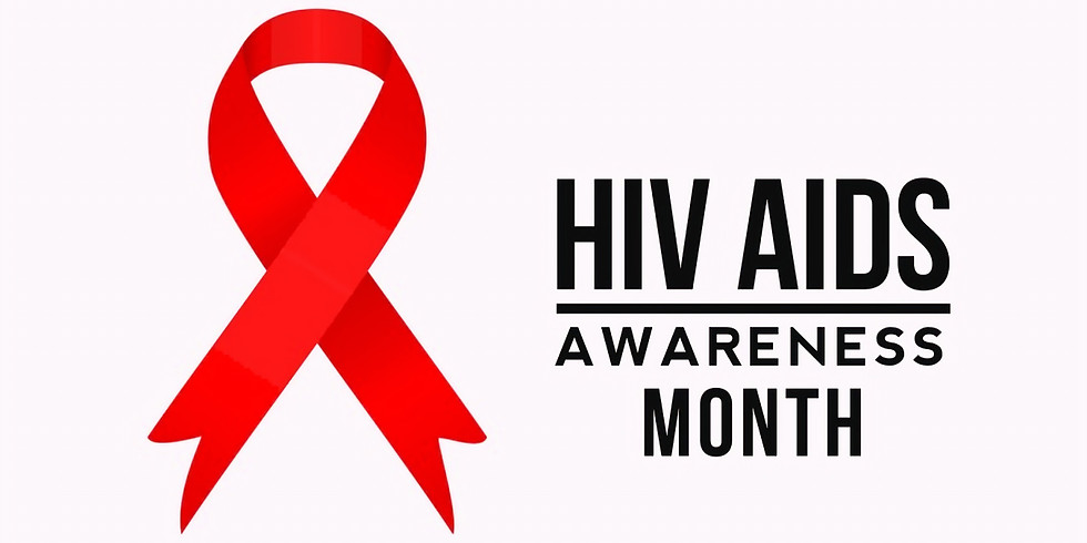 World AIDS Day : HIV/AIDS Awareness Month