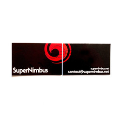 SuperNimbus Business card design & print