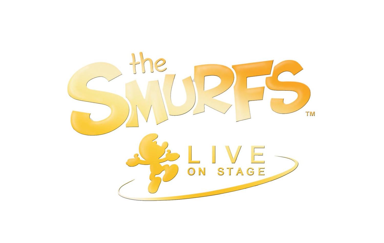 Smurfs live on stage logo 2014.jpg