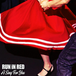 RUN iN RED - A Song For You Front Cover