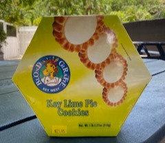 KEY LIME PIE COOKIES BOX