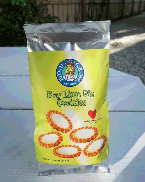 5 BAGS OF KEY LIME PIE COOKIES