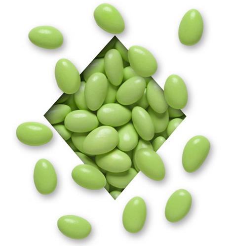 KEY LIME GREEN ALMONDS