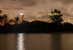 Isla en Veracruz. México.