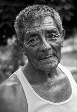 Don Guadalupe, pescador, Tabasco