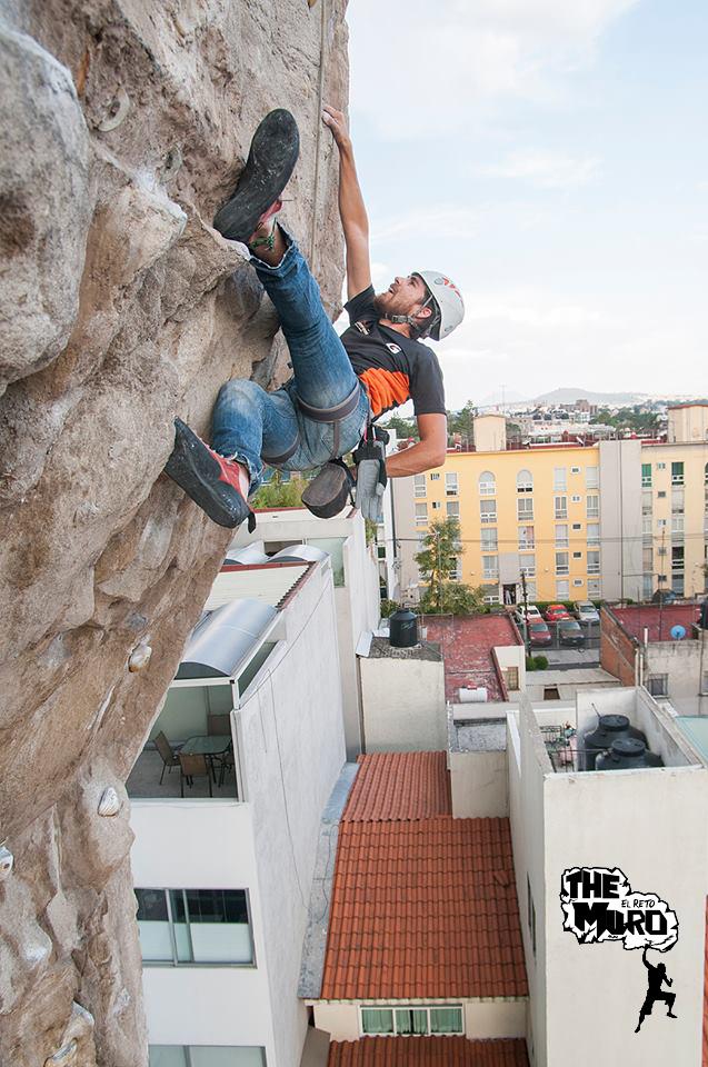 The Muro, centro de escalada