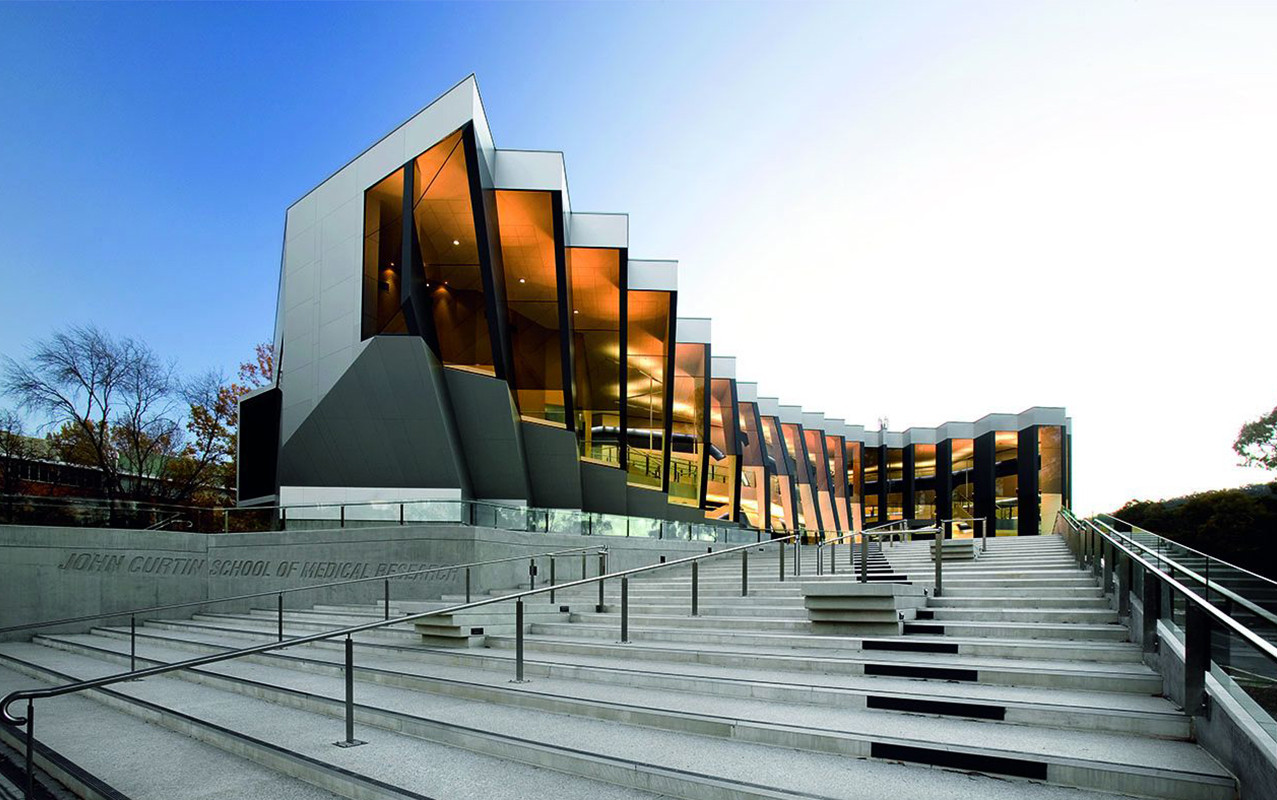 ANU-University-Masterplanning-Project