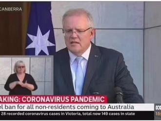 重磅消息! !澳洲正式宣布封國!禁止任何非澳洲公民入境, 澳洲匯率再創新低