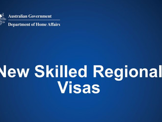 澳洲新签证491&494详解,政府鼓励上山下乡