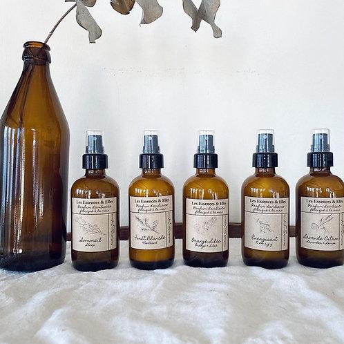 Parfum d'ambiance - Fragrances variées