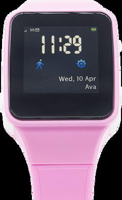 GPS Safety watch