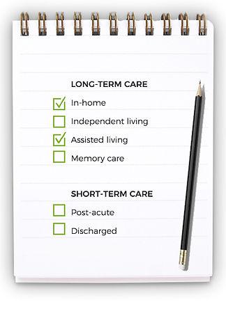 Long-Term Care, Short-term Care