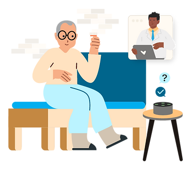 The Virtual Bedside Assistant