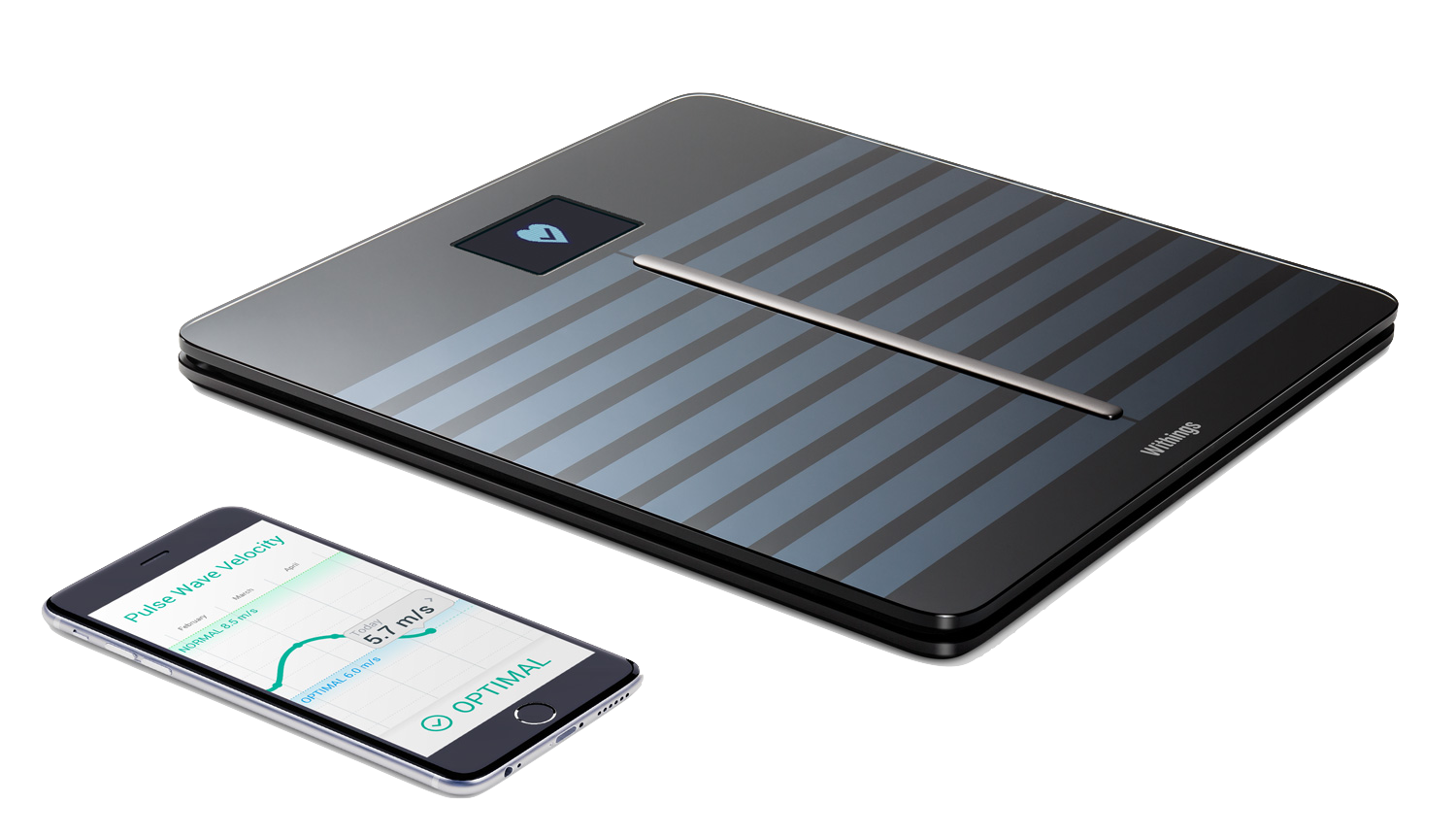 Withings Scale Body Cardio