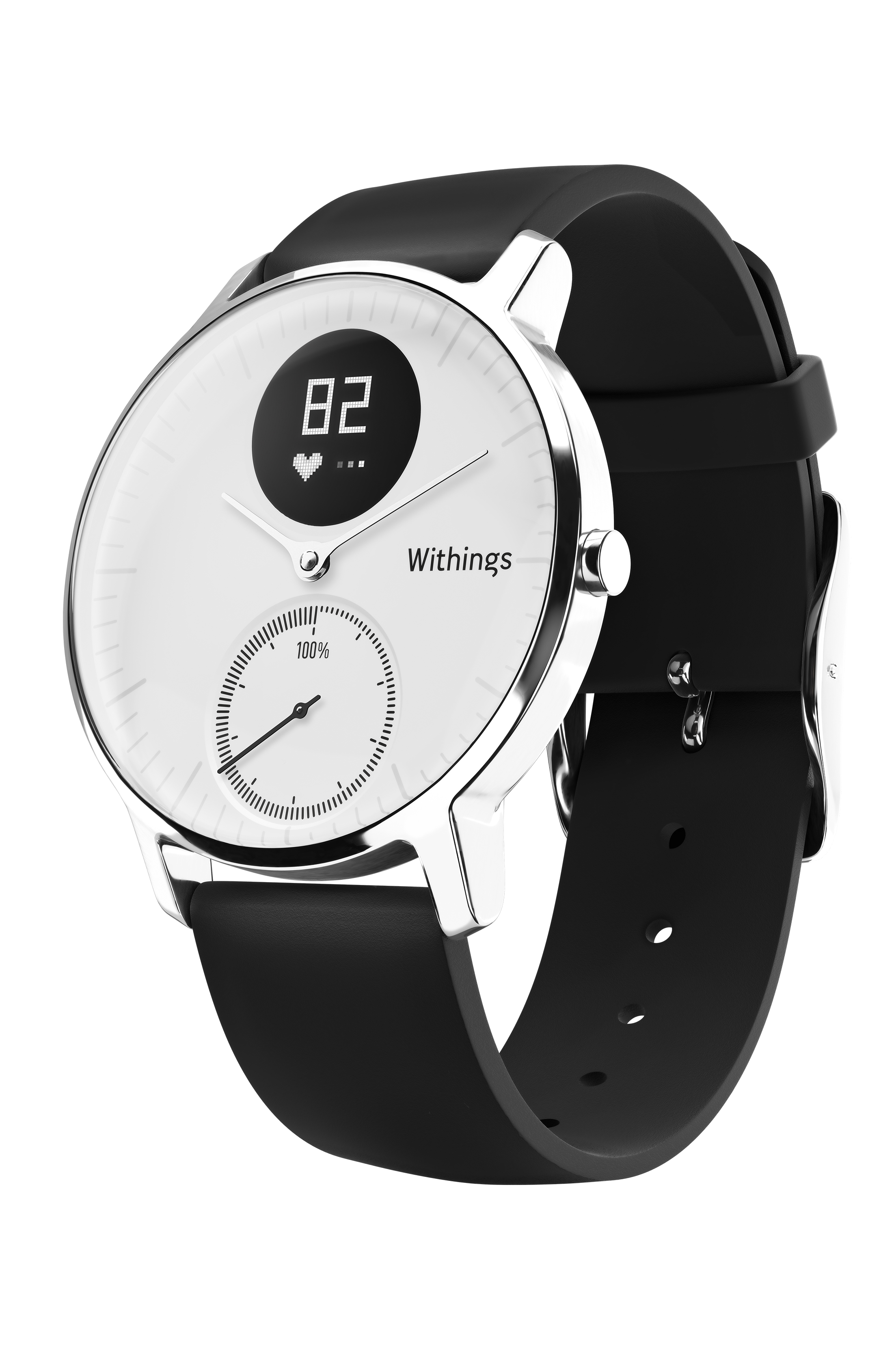 Withings Steel HR 36 White